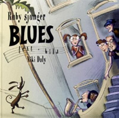 Ruby sjunger blues