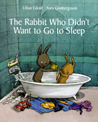 The *rabbit who didn´t want to go sleep
