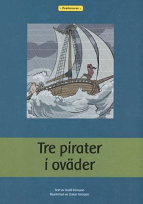 Tre pirater i Döda havet