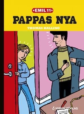 Pappas nya / Thomas Halling ; illustratör: Kenneth Andersson