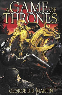 A game of thrones: Vol. 4, Kampen om järntronen