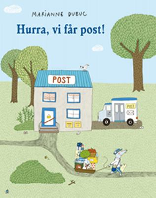 Hurra, vi får post!