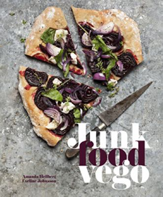 Junk food vego / Amanda Hellberg, Eveline Johnsson